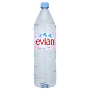EVIAN WATER 1,5LTR