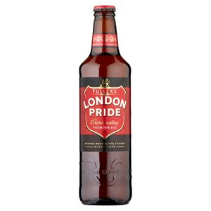 FULLER'S LONDON PRIDE BEER BOTTLE 330ML best by 01/02/2019