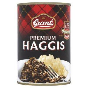 GRANT'S LAMB HAGGIS 392G