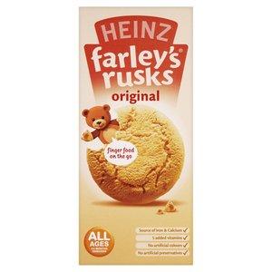 HEINZ FARLEY'S RUSKS ORIGINAL BISCOTTI PER BAMBINI 150G