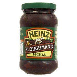 HEINZ PLOUGHMAN'S PICKLE 280G best by 04/2018