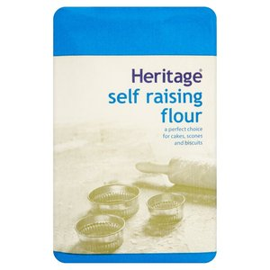 HERITAGE SELF RAISING FLOUR 500G