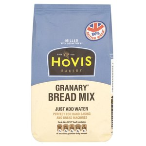 HOVIS GRANARY BREAD MIX 1kg best by 07/2018