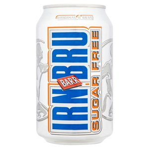 DIET IRN BRU 330ML
