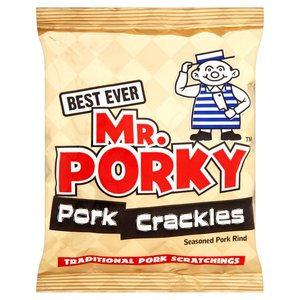 MR. PORKY PORK CRACKLES 45G