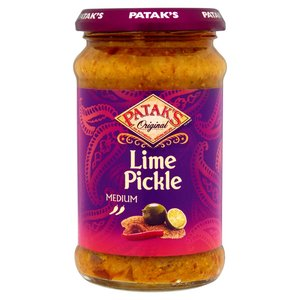 PATAK'S LIME PICKLE MEDIUM (JAR) 283G