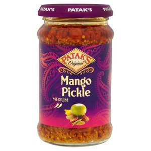 PATAK'S MANGO PICKLE MEDIUM (JAR) 283G