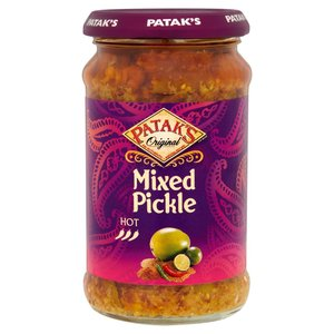 PATAK'S MIXED PICKLE 283G best by 01/2018