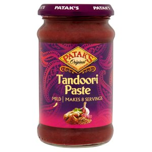 PATAK'S PREPARATO PER IL CURRY TANDOORI 312G