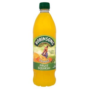ROBINSONS FRUIT SQUASH ORANGE 1L