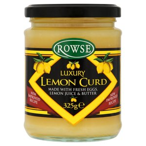 ROWSE LUXURY LEMON CURD 325G